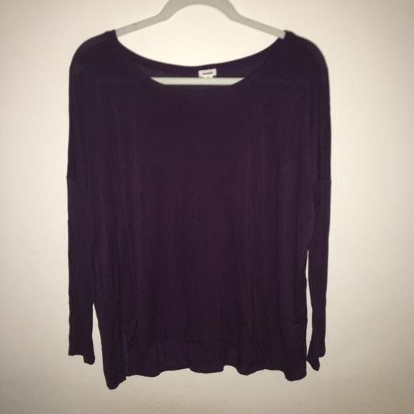 Garage Sweaters - Garage Long Sleeve Drop-Shoulder Sweater